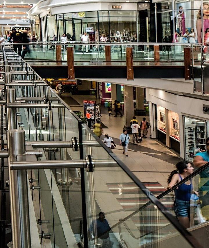 Centrum handlowe – za co klienci je kochają?
